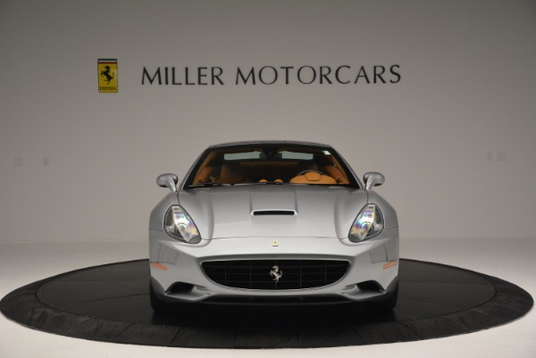 Used 2012 Ferrari California for sale Sold at Aston Martin of Greenwich in Greenwich CT 06830 24