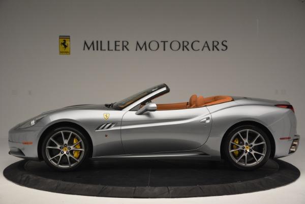 Used 2012 Ferrari California for sale Sold at Aston Martin of Greenwich in Greenwich CT 06830 3