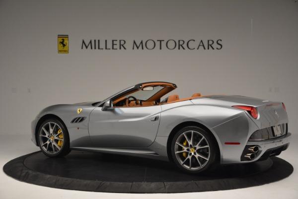 Used 2012 Ferrari California for sale Sold at Aston Martin of Greenwich in Greenwich CT 06830 4