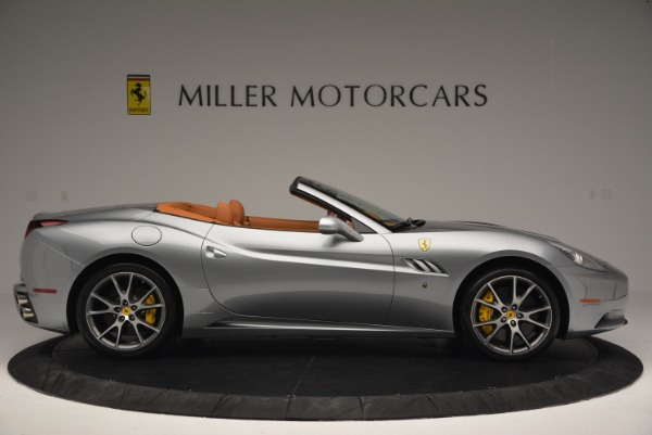 Used 2012 Ferrari California for sale Sold at Aston Martin of Greenwich in Greenwich CT 06830 9