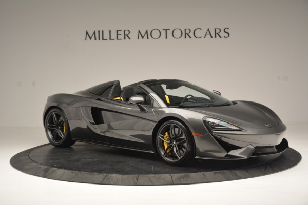 Used 2019 McLaren 570S Spider Convertible for sale Sold at Aston Martin of Greenwich in Greenwich CT 06830 10
