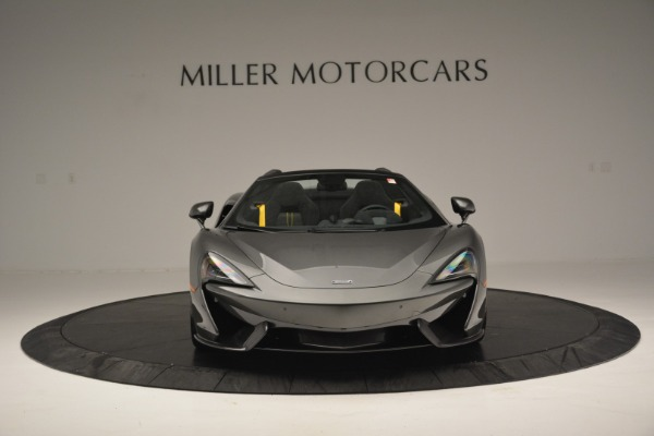 Used 2019 McLaren 570S Spider Convertible for sale Sold at Aston Martin of Greenwich in Greenwich CT 06830 12