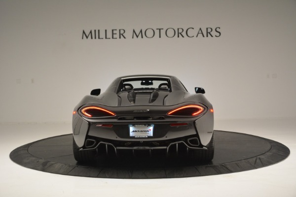 Used 2019 McLaren 570S Spider Convertible for sale Sold at Aston Martin of Greenwich in Greenwich CT 06830 18