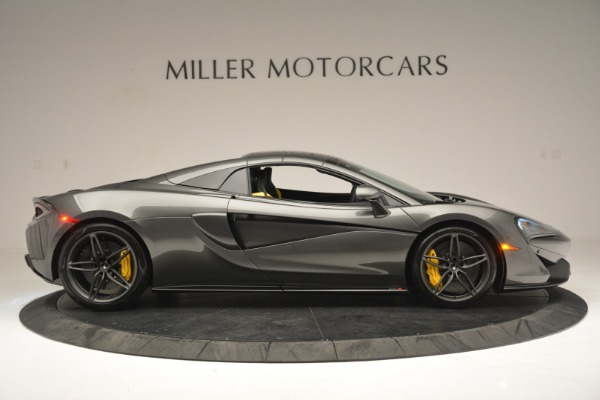 Used 2019 McLaren 570S Spider Convertible for sale Sold at Aston Martin of Greenwich in Greenwich CT 06830 20