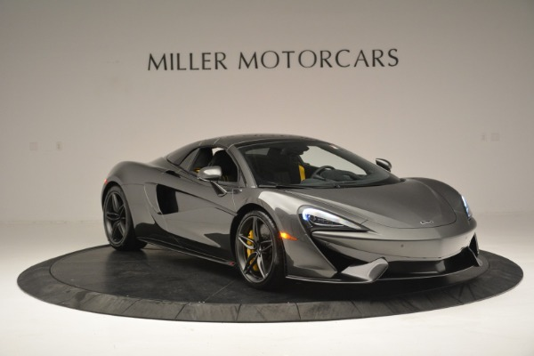 Used 2019 McLaren 570S Spider Convertible for sale Sold at Aston Martin of Greenwich in Greenwich CT 06830 21