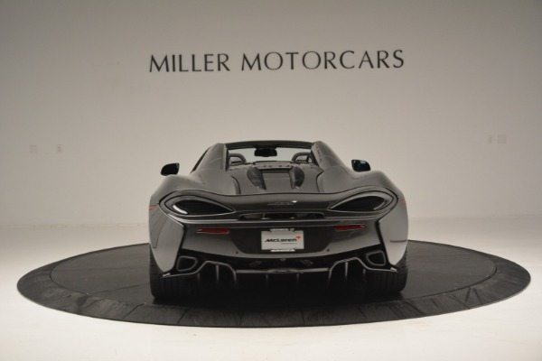 New 2019 McLaren 570S Spider Convertible for sale Sold at Aston Martin of Greenwich in Greenwich CT 06830 6