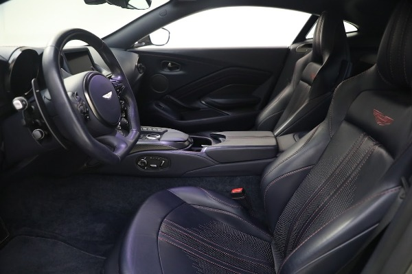 New 2019 Aston Martin Vantage V8 for sale Sold at Aston Martin of Greenwich in Greenwich CT 06830 14