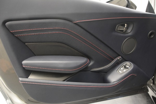 New 2019 Aston Martin Vantage V8 for sale Sold at Aston Martin of Greenwich in Greenwich CT 06830 16