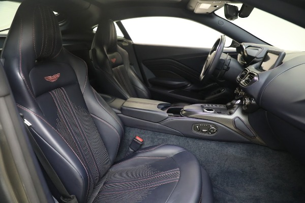 New 2019 Aston Martin Vantage V8 for sale Sold at Aston Martin of Greenwich in Greenwich CT 06830 18