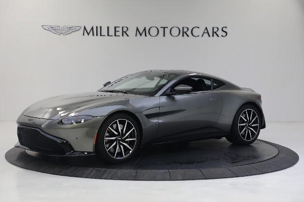 New 2019 Aston Martin Vantage V8 for sale Sold at Aston Martin of Greenwich in Greenwich CT 06830 2
