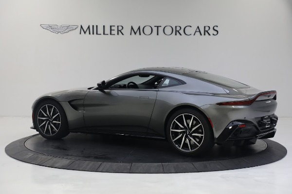 New 2019 Aston Martin Vantage V8 for sale Sold at Aston Martin of Greenwich in Greenwich CT 06830 4