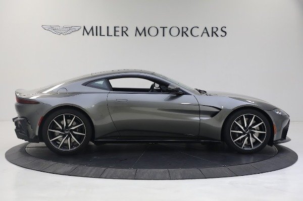 New 2019 Aston Martin Vantage V8 for sale Sold at Aston Martin of Greenwich in Greenwich CT 06830 8