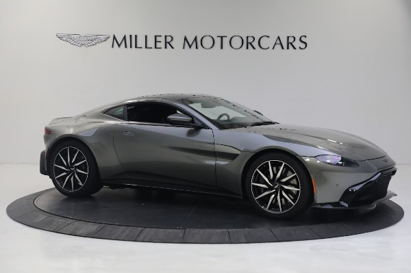 New 2019 Aston Martin Vantage V8 for sale Sold at Aston Martin of Greenwich in Greenwich CT 06830 9