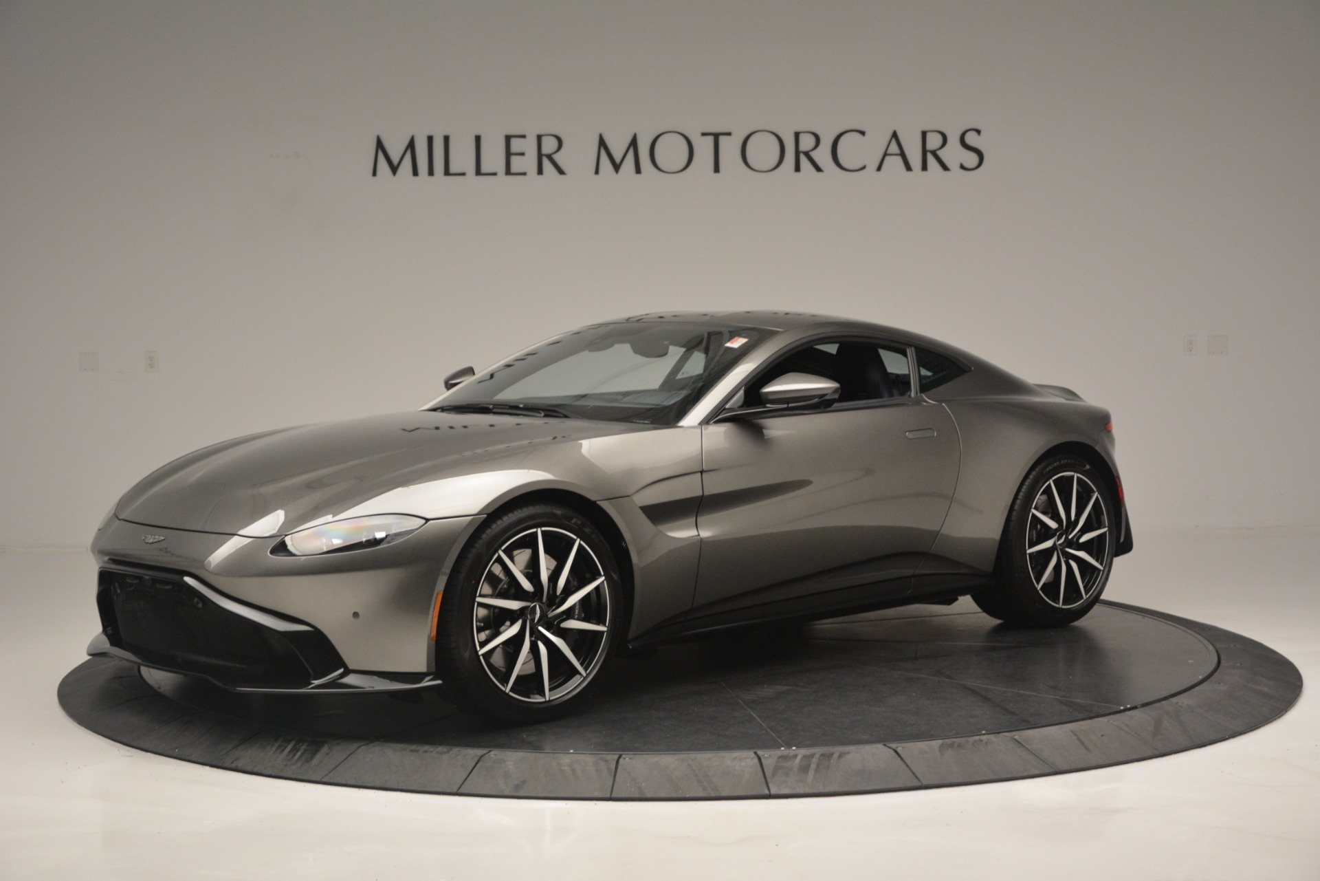 New 2019 Aston Martin Vantage V8 For Sale Special Pricing Aston Martin Of Greenwich Stock A1310