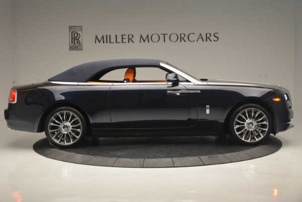 New 2019 Rolls-Royce Dawn for sale Sold at Aston Martin of Greenwich in Greenwich CT 06830 22