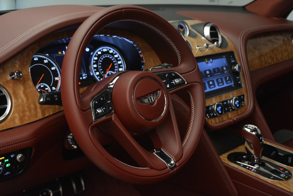 New 2019 Bentley Bentayga V8 for sale Sold at Aston Martin of Greenwich in Greenwich CT 06830 22