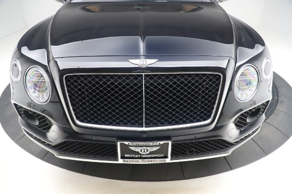 Used 2019 Bentley Bentayga V8 for sale Call for price at Aston Martin of Greenwich in Greenwich CT 06830 13