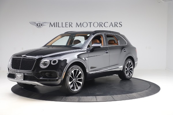 Used 2019 Bentley Bentayga V8 for sale Call for price at Aston Martin of Greenwich in Greenwich CT 06830 2