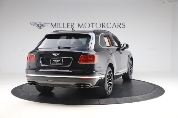 Used 2019 Bentley Bentayga V8 for sale Call for price at Aston Martin of Greenwich in Greenwich CT 06830 7
