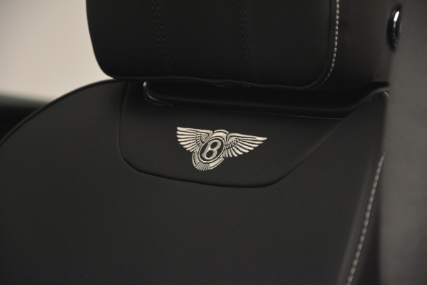 Used 2019 Bentley Bentayga V8 for sale Sold at Aston Martin of Greenwich in Greenwich CT 06830 20