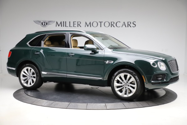 Used 2019 Bentley Bentayga V8 for sale Call for price at Aston Martin of Greenwich in Greenwich CT 06830 10