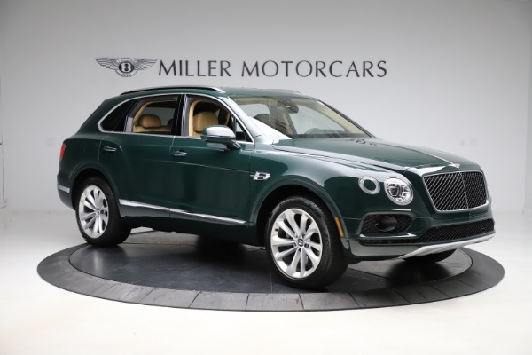 Used 2019 Bentley Bentayga V8 for sale Call for price at Aston Martin of Greenwich in Greenwich CT 06830 11