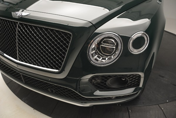 New 2019 Bentley Bentayga V8 for sale Sold at Aston Martin of Greenwich in Greenwich CT 06830 14