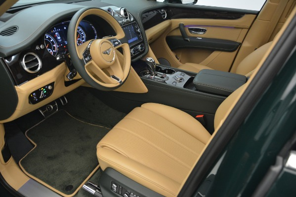 Used 2019 Bentley Bentayga V8 for sale Call for price at Aston Martin of Greenwich in Greenwich CT 06830 18