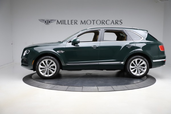 Used 2019 Bentley Bentayga V8 for sale Call for price at Aston Martin of Greenwich in Greenwich CT 06830 3