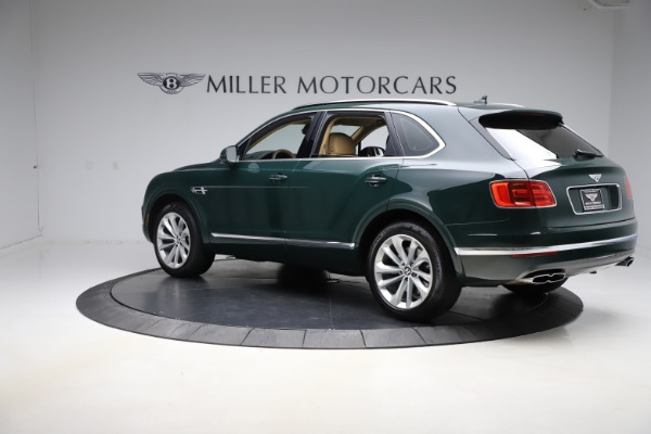 Used 2019 Bentley Bentayga V8 for sale Call for price at Aston Martin of Greenwich in Greenwich CT 06830 4