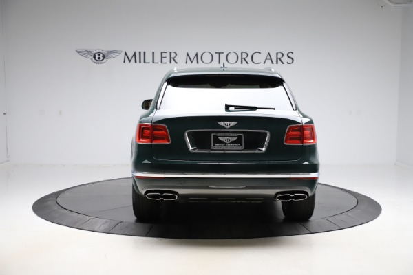Used 2019 Bentley Bentayga V8 for sale Call for price at Aston Martin of Greenwich in Greenwich CT 06830 6