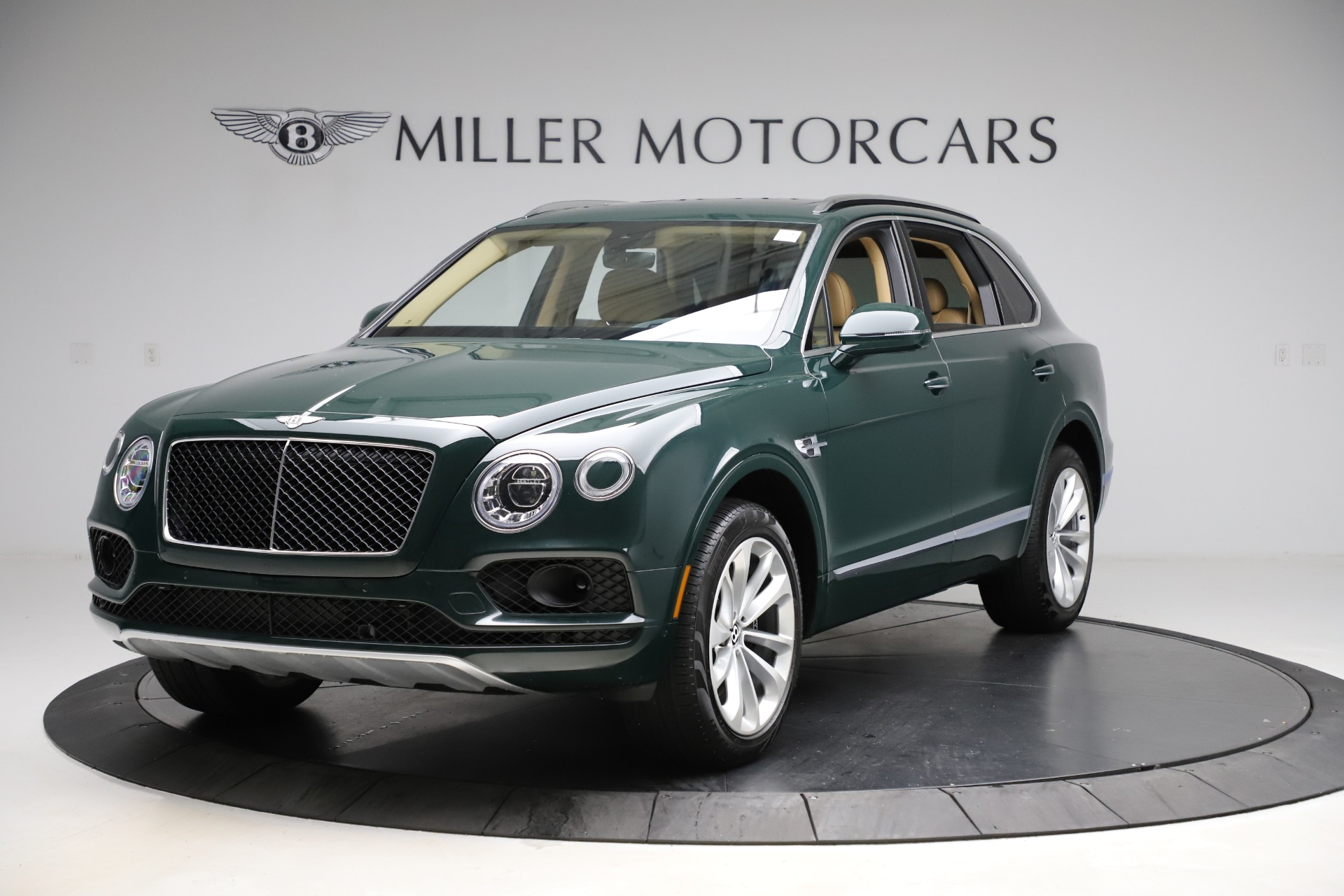 Used 2019 Bentley Bentayga V8 for sale Call for price at Aston Martin of Greenwich in Greenwich CT 06830 1