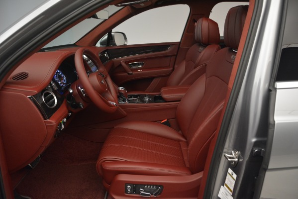 Used 2019 Bentley Bentayga V8 for sale Sold at Aston Martin of Greenwich in Greenwich CT 06830 18