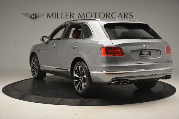 Used 2019 Bentley Bentayga V8 for sale Sold at Aston Martin of Greenwich in Greenwich CT 06830 5