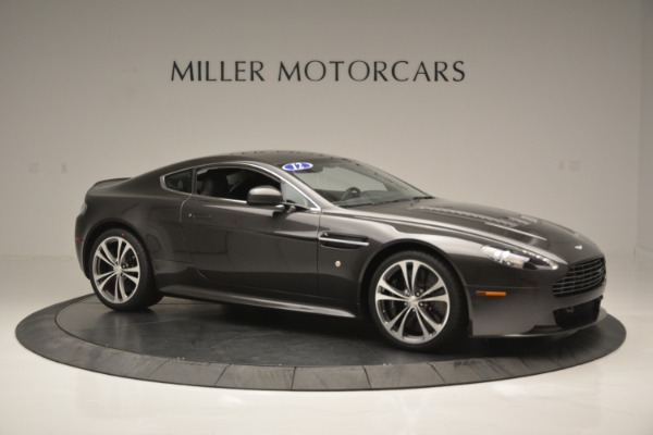 Used 2012 Aston Martin V12 Vantage Coupe for sale Sold at Aston Martin of Greenwich in Greenwich CT 06830 10