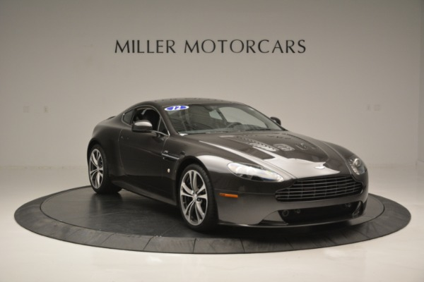 Used 2012 Aston Martin V12 Vantage Coupe for sale Sold at Aston Martin of Greenwich in Greenwich CT 06830 11