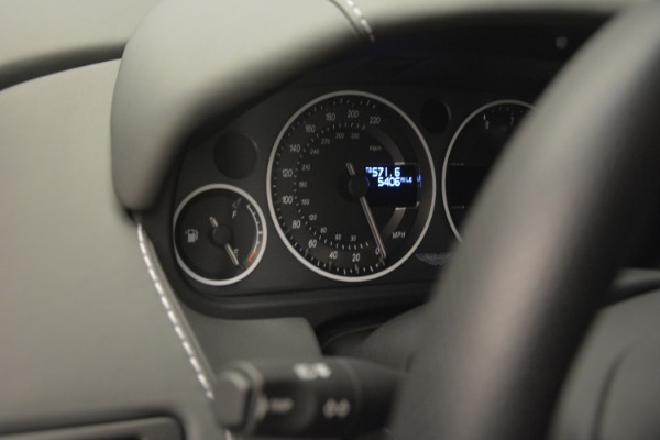 Used 2012 Aston Martin V12 Vantage Coupe for sale Sold at Aston Martin of Greenwich in Greenwich CT 06830 18