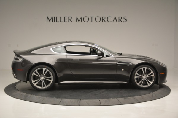 Used 2012 Aston Martin V12 Vantage Coupe for sale Sold at Aston Martin of Greenwich in Greenwich CT 06830 9