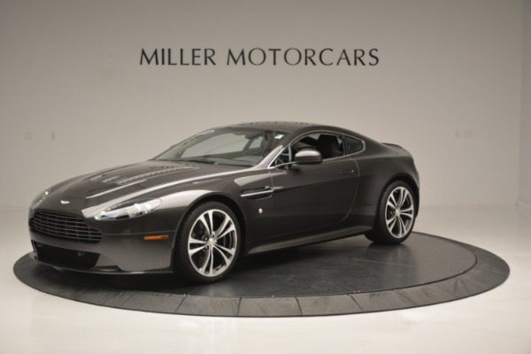 Used 2012 Aston Martin V12 Vantage Coupe for sale Sold at Aston Martin of Greenwich in Greenwich CT 06830 1