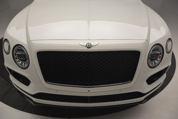 New 2019 Bentley Bentayga V8 for sale Sold at Aston Martin of Greenwich in Greenwich CT 06830 13