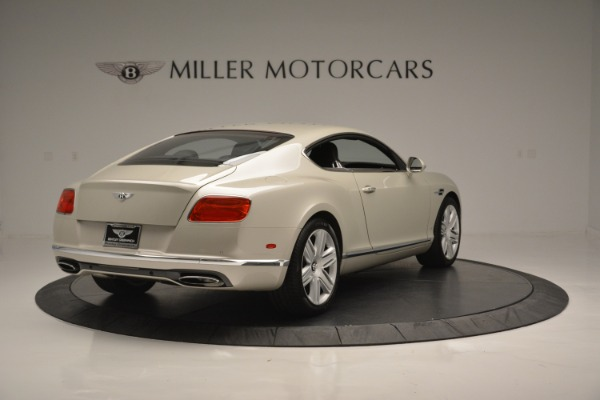 Used 2016 Bentley Continental GT W12 for sale Sold at Aston Martin of Greenwich in Greenwich CT 06830 7