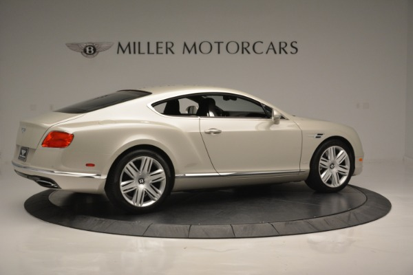 Used 2016 Bentley Continental GT W12 for sale Sold at Aston Martin of Greenwich in Greenwich CT 06830 8