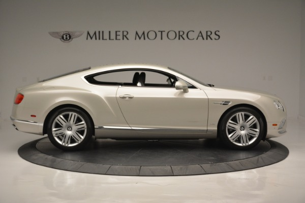 Used 2016 Bentley Continental GT W12 for sale Sold at Aston Martin of Greenwich in Greenwich CT 06830 9