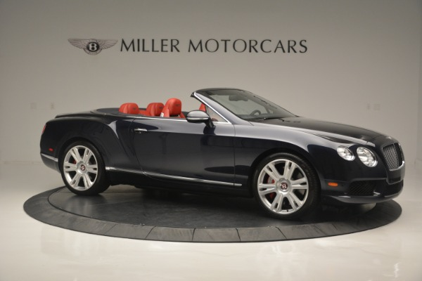 Used 2013 Bentley Continental GT V8 for sale Sold at Aston Martin of Greenwich in Greenwich CT 06830 10