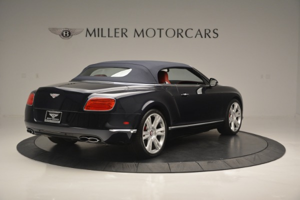 Used 2013 Bentley Continental GT V8 for sale Sold at Aston Martin of Greenwich in Greenwich CT 06830 17