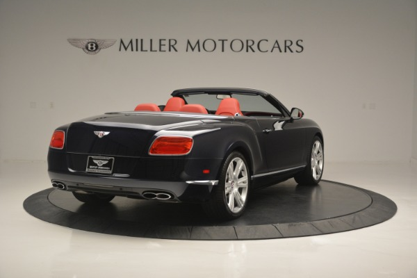 Used 2013 Bentley Continental GT V8 for sale Sold at Aston Martin of Greenwich in Greenwich CT 06830 7