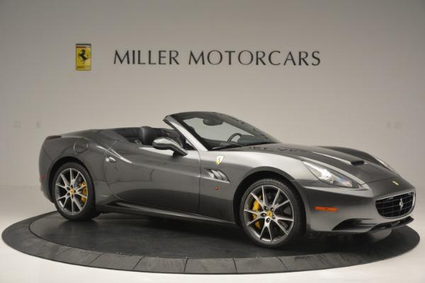 Used 2013 Ferrari California 30 for sale $110,900 at Aston Martin of Greenwich in Greenwich CT 06830 10