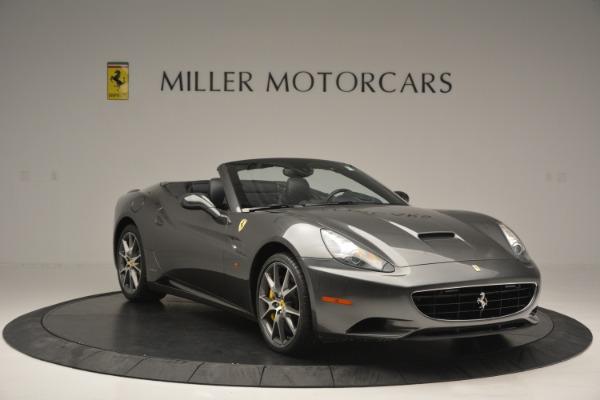 Used 2013 Ferrari California 30 for sale $113,900 at Aston Martin of Greenwich in Greenwich CT 06830 11