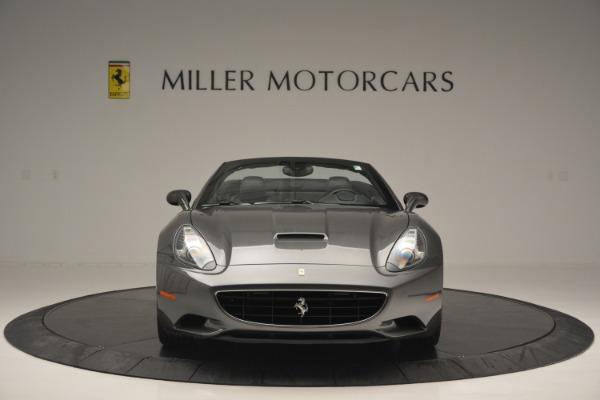 Used 2013 Ferrari California 30 for sale $110,900 at Aston Martin of Greenwich in Greenwich CT 06830 12