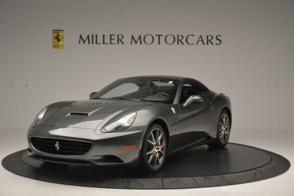 Used 2013 Ferrari California 30 for sale $113,900 at Aston Martin of Greenwich in Greenwich CT 06830 13